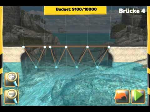 Bridge Constructor Westlands All Levels Walkthrough
