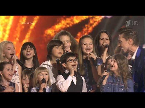 Голос Дети 3 - Победитель получает все Финальная песня