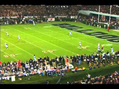 "2008 ""The Blackout"" #8 Alabama vs #3 Georgia"