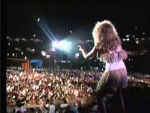 Tina Turner - Addicted To Love (Live In Rio Of Janeiro)