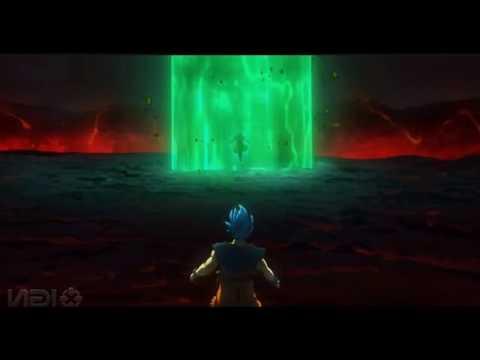 Original Soundtrack OST Trailer Movie Dragon Ball Super Broly - Skins para minecraft pe broly