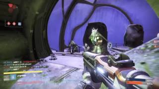 """BLIND PERDITION TRIALS OF OSIRIS WEAPON "" Destiny PS4 Gameplay"
