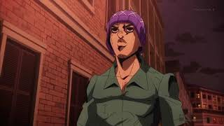 Jojo's Bizarre Adventure|Golden Wind Guido Mista's backstory and how he obtained Sex Pistols