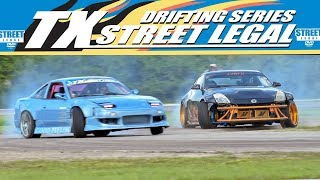 Competing in TXSL with my Missile 350z