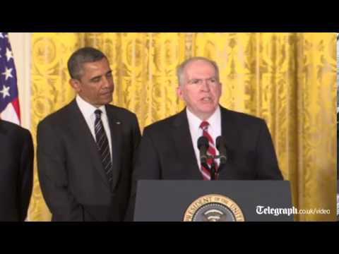 Barack Obama names John Brennan as CIA director