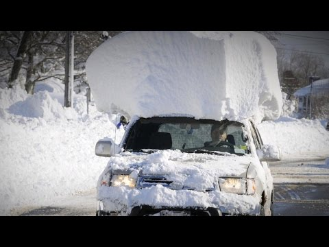 Deadly snowstorm could dump another three feet of snow in Buffalo