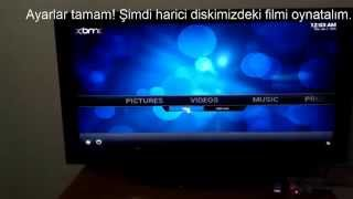 Raspberry Pi ile Media Center TV Kurulumu - Kendin Yap