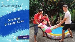 Naya Penuhi Janjinya untuk Berenang di Kolam Slime?! *No Clickbait*