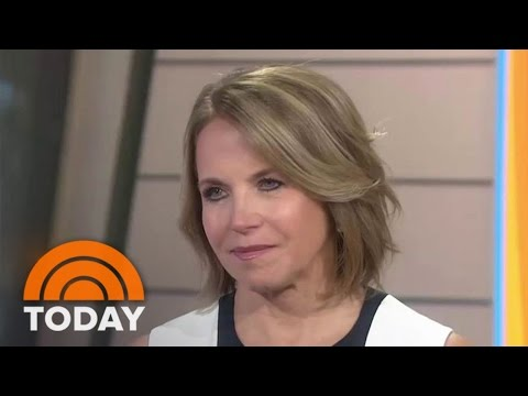 Katie Couric Talks Film 'Under the Gun,' Both Sides Of Gun Debate | TODAY