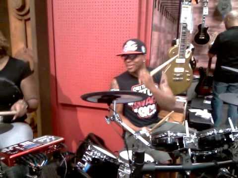 drummer kt caleb