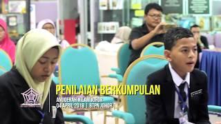 Montaj Multimedia Anugerah Nilam Johor 2018