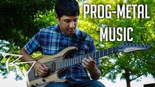 RO PANUGANTI - PROGRESSIVE METAL MUSIC (Channel Trailer 2018)