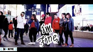 [KPOP IN PUBLIC CHALLENGE NYC] BTS (방탄소년단) - I'm Fine Dance Cover