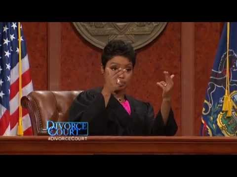 Pimping Out The Wife on DIVORCE COURT