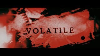 MACHINE HEAD - Volatile (Lyric video)
