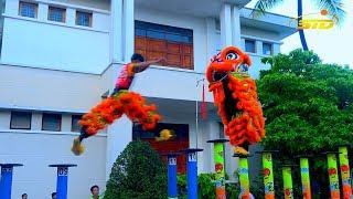 Giải Thi Đấu Lân Lên Mai Hoa Thung 2018 - Bình Dương