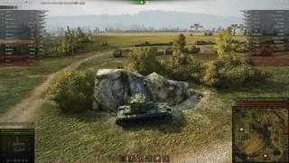 Эпичные выстрелы на КВ-2