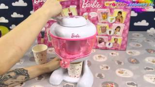 AmEurop - Barbie Ice Cream Machine / Automat do Lodów Barbie - 1033276 - Recenzja