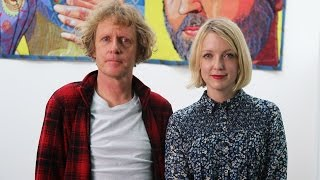 Ten minutes with Grayson Perry