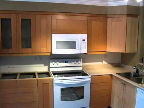 2011 Sergey 39 S IKEA Akurum Kitchen COMMERCIAL Cabinets YouTube