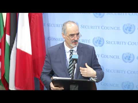 Is the UN Funding Terrorists? - Caleb Maupin asks Syrian Ambassador