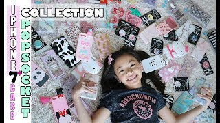 HUGE PHONE CASE /POPSOCKET COLLECTION!!! HIGHLY REQUESTED