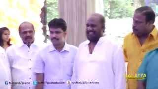 Celebrities at Aviator Showroom Launch | Galatta Tamil