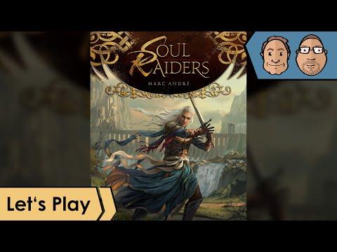 Soul Raiders – Brettspiel – Let´s Play mit Alex & Peat