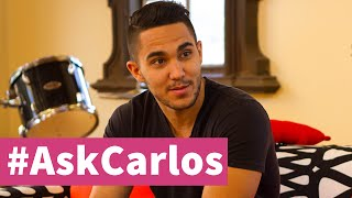Carlos PenaVega Answers your Twitter questions!