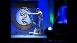 Alexis Brothers - Arnold Classic - 2008 (HQ)