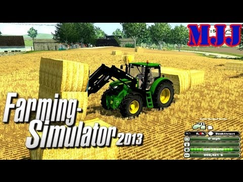 Farming Simulator 2013 - John Deere 6115R