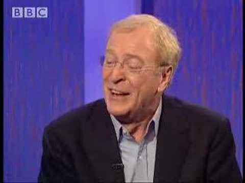 Michael Caine Interview - part one - Parkinson - BBC