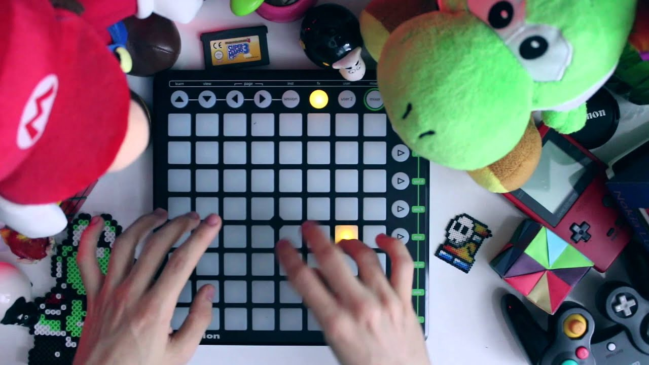 how to make a launchpad cover