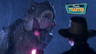 JURASSIC PARK - MOVIE REVIEW HIGHLIGHT - Double Toasted