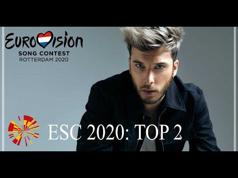 Eurovision 2020 - TOP 2 [New: Spain]