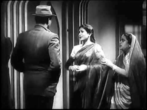 PRABHAT FILMS APRADHI(1947) DEBUT MOVIE OF MADHUBALA CONCLUDING...