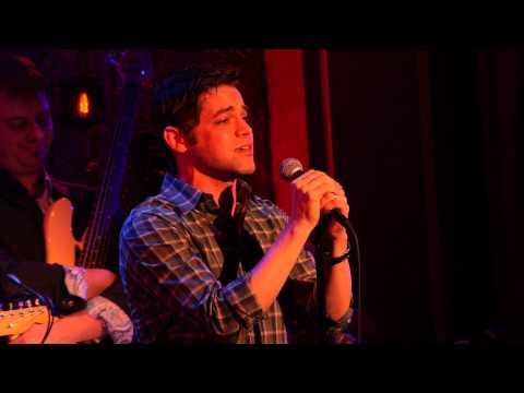 JEREMY JORDAN singing STAY AWHILE by Carner & Gregor