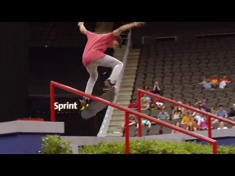 Street League 2012: Kansas City Air Force Reserve Top Ranked Qualifer - Nyjah Huston