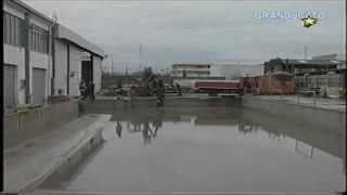 Servizio VVF Livorno: allagamento DHL