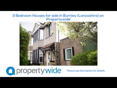 3 Bedroom Houses for sale in Burnley (Lancashire) on Propertywide