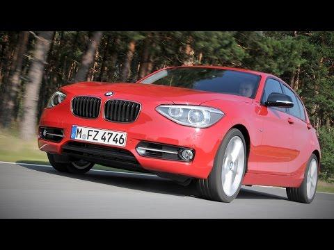 Обзор BMW 1 series (F20) 2011, часть 2