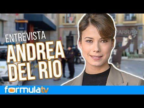 Así se enfrentará Alicia, el personaje de Andrea del Río, a la última muerte de 'Servir y proteger'