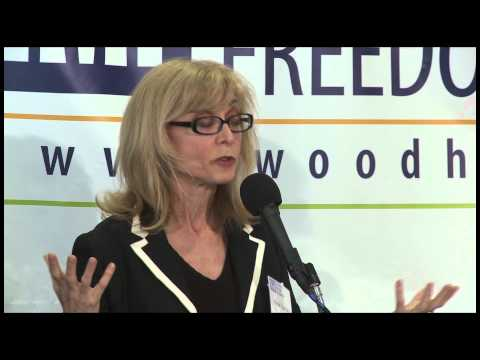 Sexual Freedom Day 2010 - Nina Hartley 1 Of 3 video