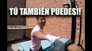 TUTORIAL MUSCLE Up 360 ( Cómo PERDER Miedo al Freestyle ) - VIDEO DE MOTIVACIÓN - STREET WORKOUT