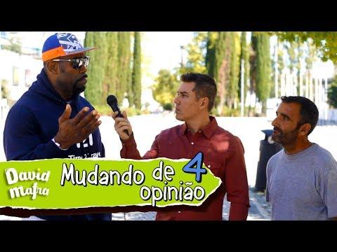 PEGADINHA: MUDANDO DE OPINIÃO 4
