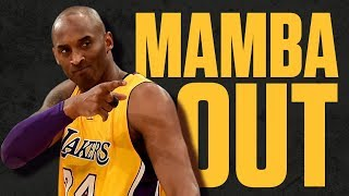 Kobe Bryant scores 60 points, says goodbye to Lakers fans in final game   ESPN Archives