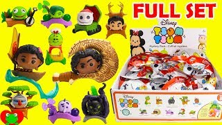 Disney Tsum Tsum Series 8 Moana and Maui Full Set