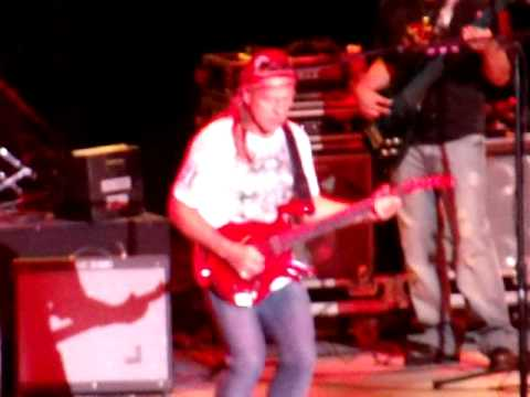 Mark Farner - Sin's A Good Man's Brother at Hippiefest Greek Theater LA August 4, 2011