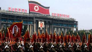 North Korean Song: Long live Generalissimo Kim Il Sung! - Instrumental