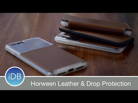 Nomads New Leather Cases for iPhone X, 8, & 7 - Review
